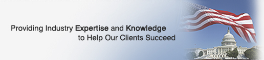 Providing Industry Expertise and Knowledge to Help Our Clients Succeed Image