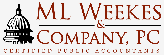 ML Weekes & Company Logo